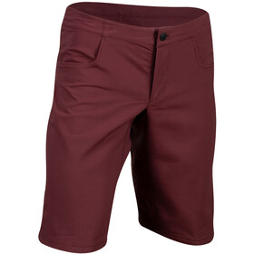 PEARL iZUMi Canyon Shell Shorts Men garnet